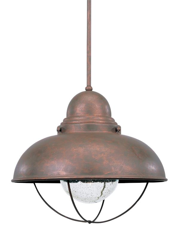 weathered copper metal 6658 44one light outdoor pendantweathered copper