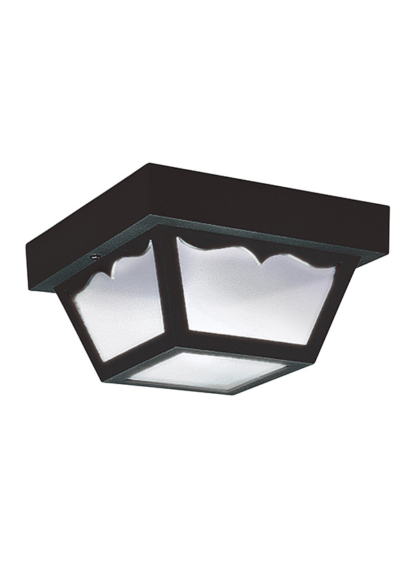outdoor ceiling mount light fixtures depot 756732one light outdoor ceiling flush mountclear