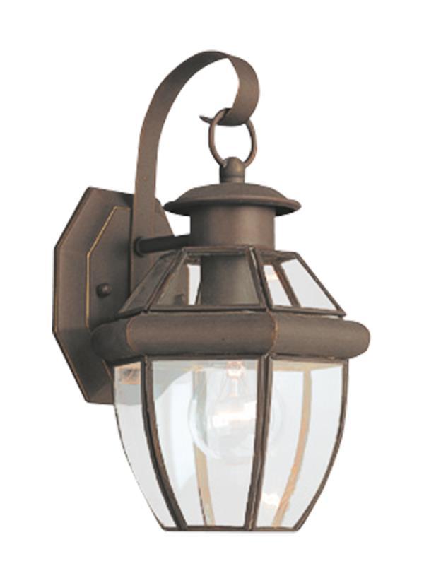 8037 71one light outdoor wall lanternantique bronze aloadofball Images
