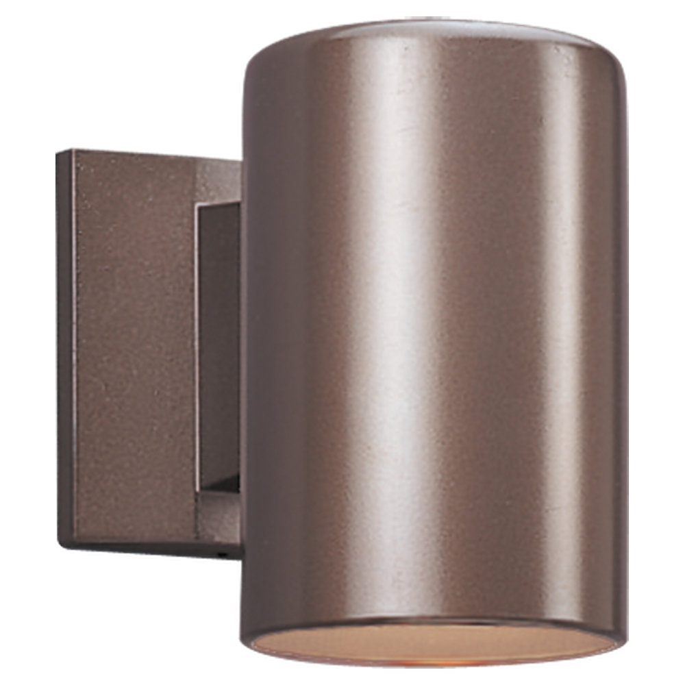 sc 1 st  Seagull Lighting & 8339-10One Light Outdoor Wall LanternBronze