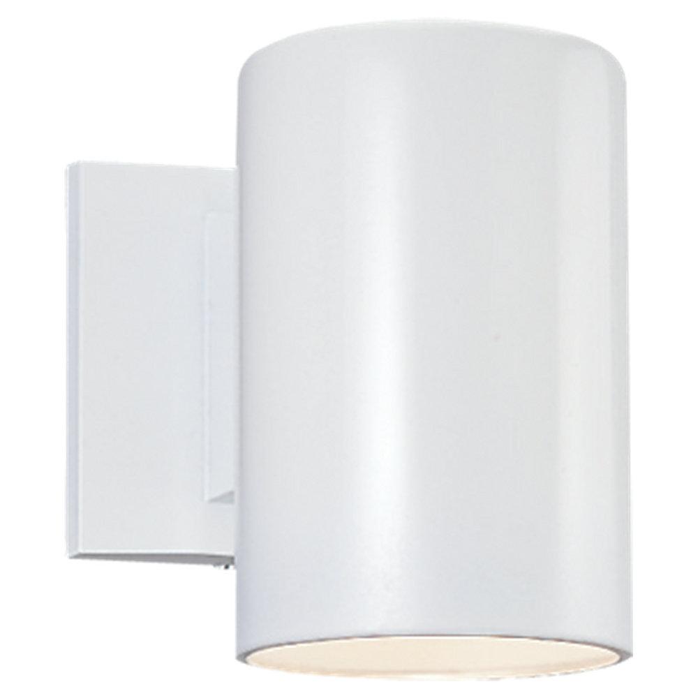white outdoor wall lights modern 833915one light outdoor wall lanternwhite