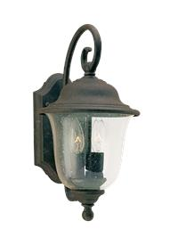 Wrought iron outdoor lighting two light outdoor wall lantern 8459en 46 msrp 18704 aloadofball