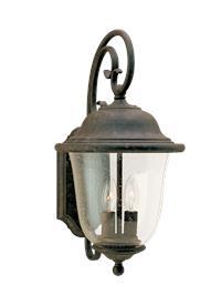 Wrought iron outdoor lighting two light outdoor wall lantern 8460en 46 msrp 30660 aloadofball Images