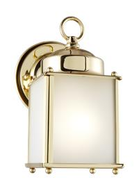 Colonial outdoor lighting one light outdoor wall lantern 8592001 02 msrp 5530 aloadofball Choice Image