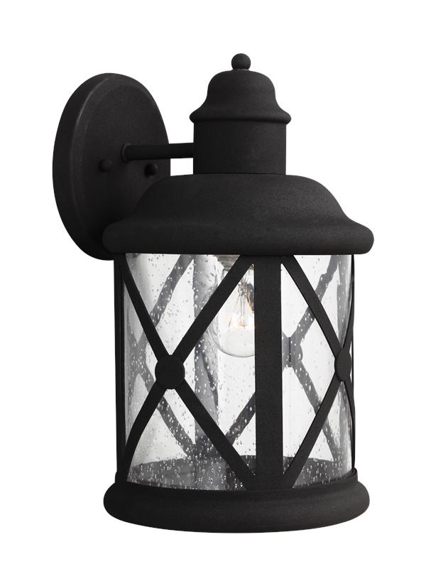 8721401 12large one light outdoor wall lanternblack aloadofball Image collections