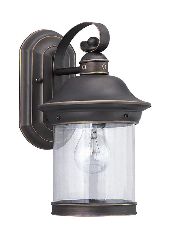 88081 71 one light outdoor wall lantern antique bronze