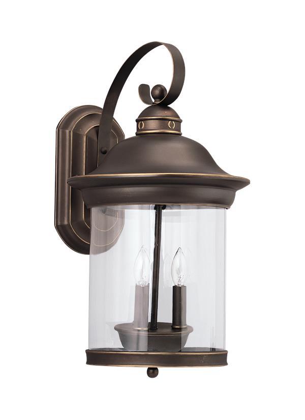 88083EN-71,Three Light Outdoor Wall Lantern,Antique Bronze