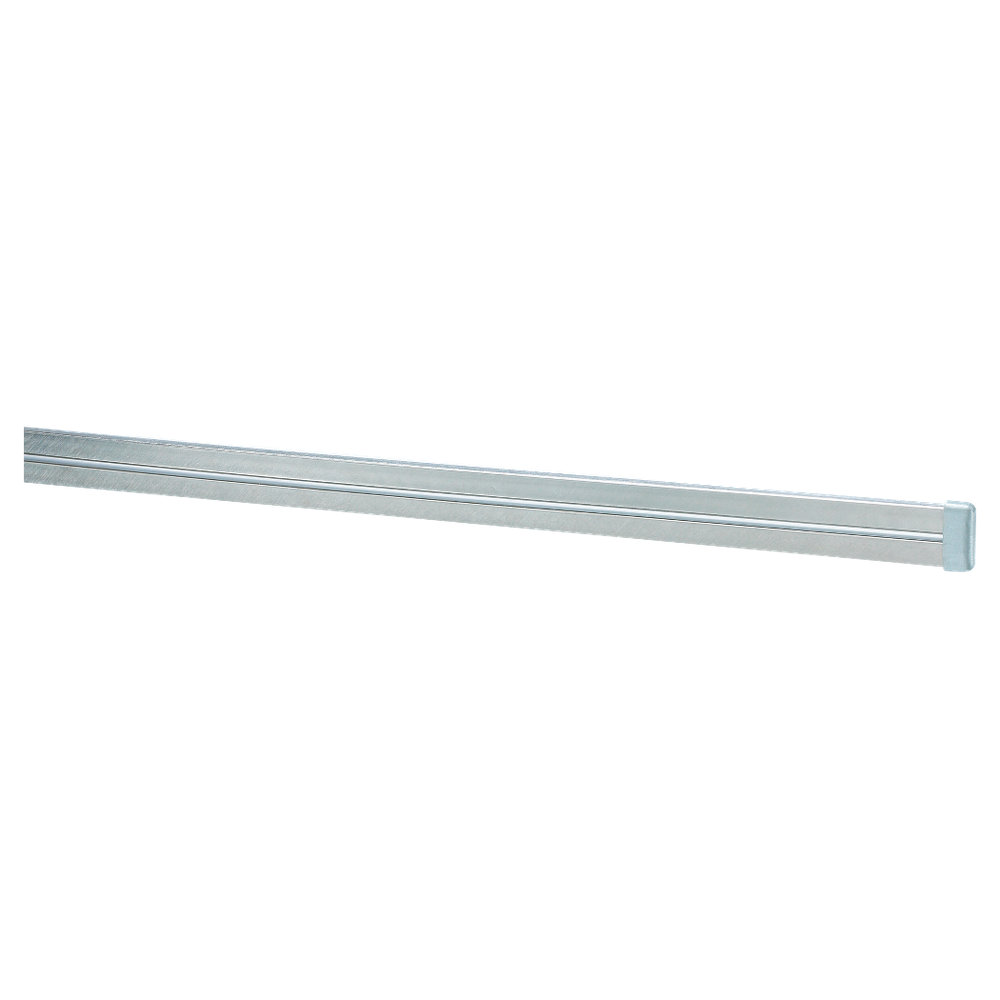 95300 98Four Foot RailBrushed Stainless