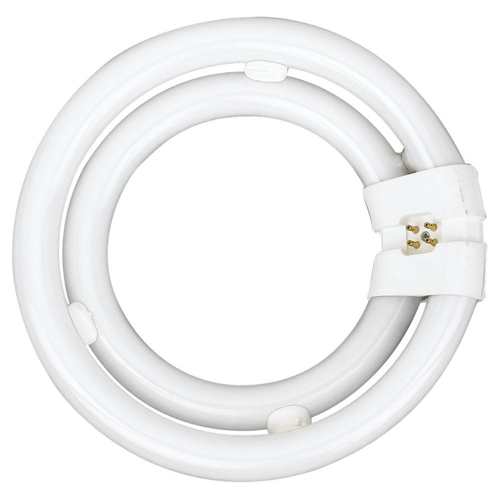 9704355w 120v Double Circline G10q Fluorescent Lamp Wiring Pendaflour