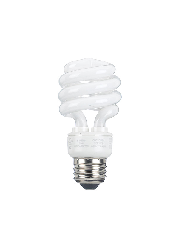 97050,13W Self Ballasted CFL with E26 Medium Base,Undefined