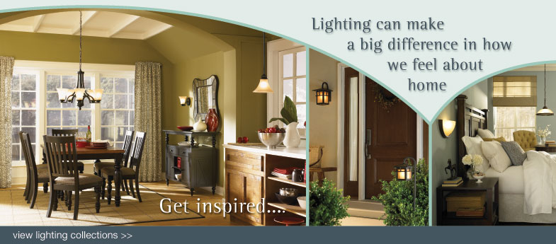 Be Inspired Lighting Collections