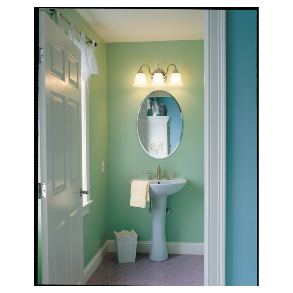 4058-05,Two Light Wall / Bath,Chrome