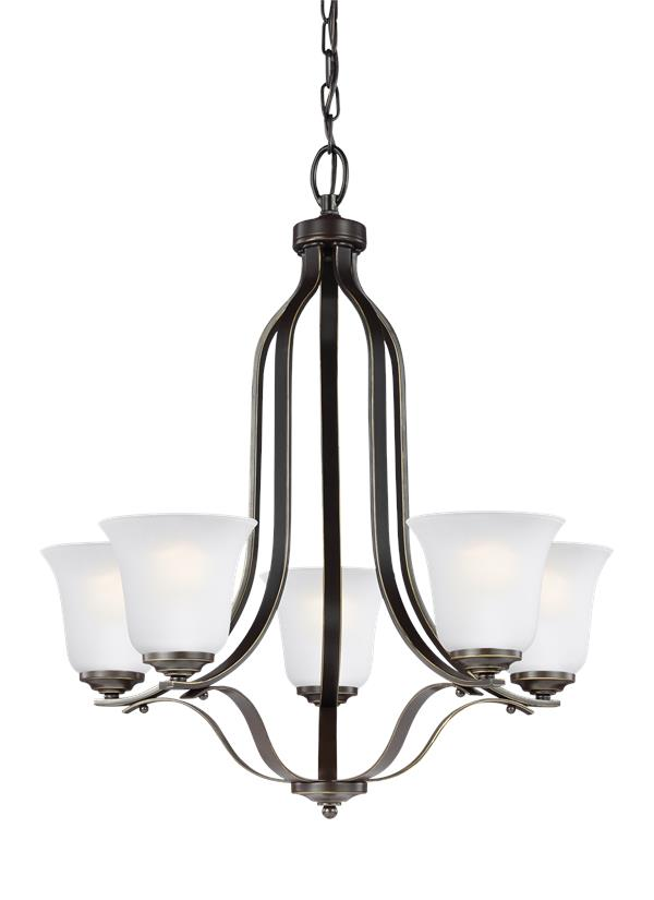 sea 3139005-782 SEA 5-LT CHANDELIER