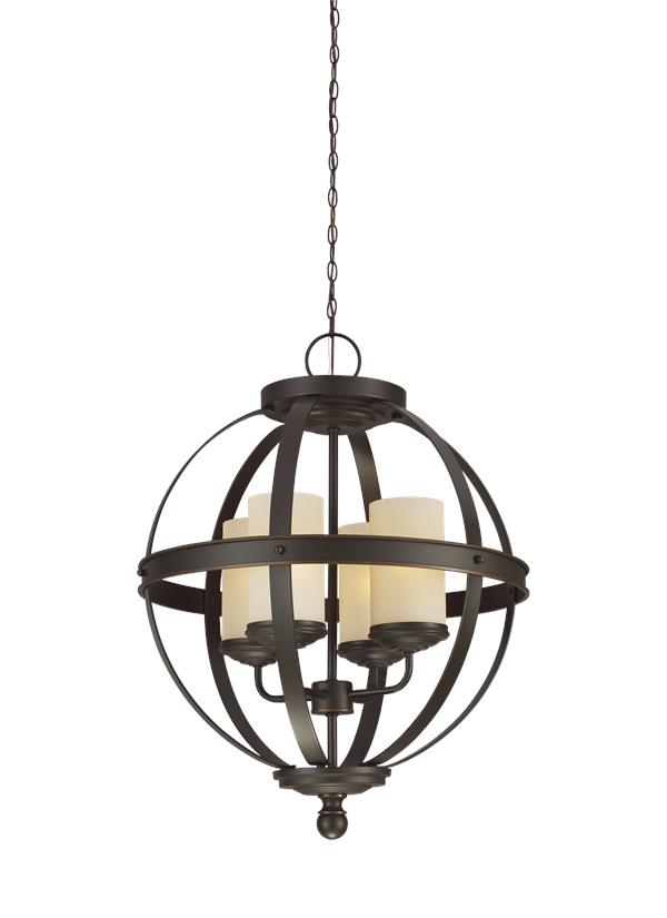 3190404715Four Light ChandelierAutumn Bronze – Chandeliers Bronze