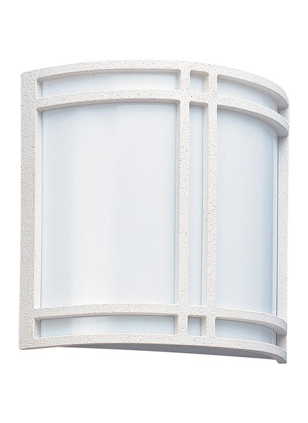 89060ble 15two light indoor outdoor wall lanternwhite aloadofball Gallery