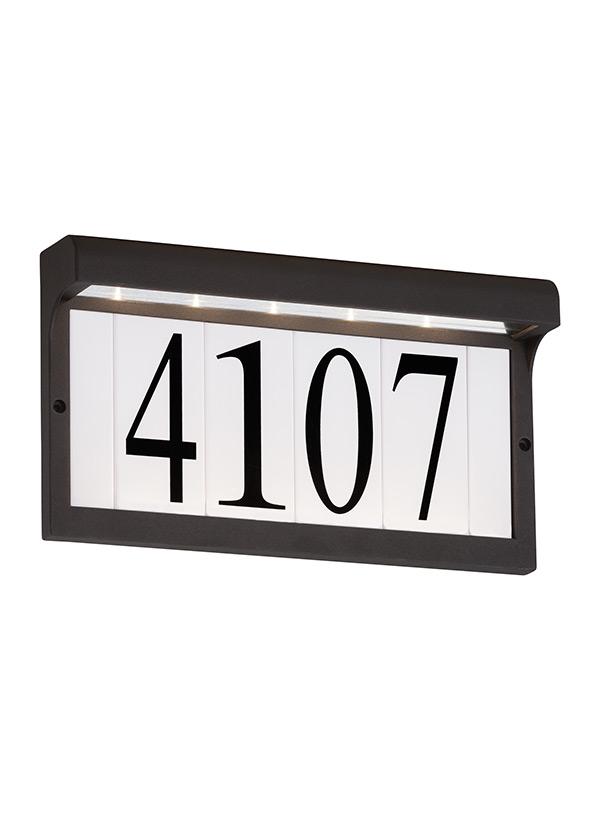 96091s 12 Led Address Light 120v 12 Black