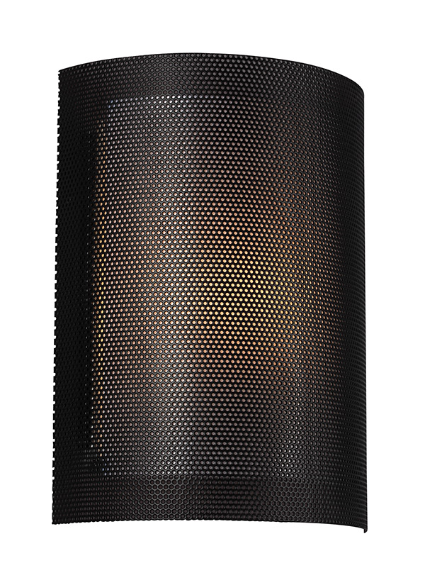 online store 40408 ca033 4933391S-12,LED Wall Sconce,Black