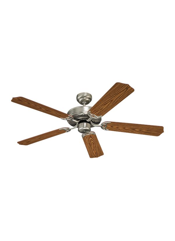 15030 962Quality Max Ceiling FanBrushed Nickel