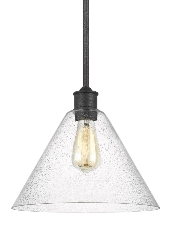 6227801 839 One Light Pendant Blacksmith